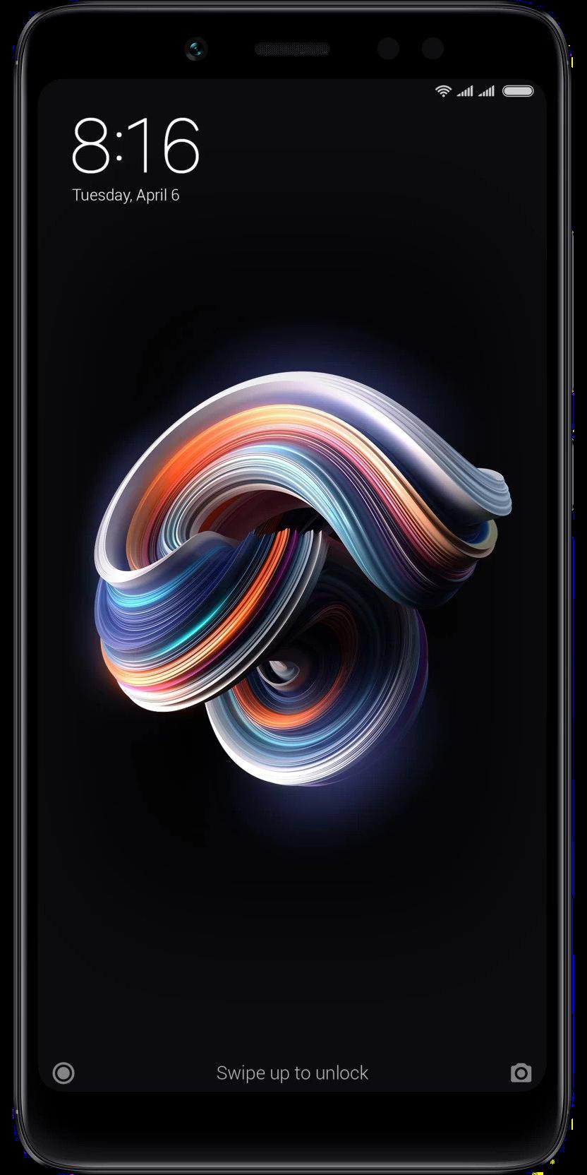 Xiaomi Redmi Note 5 Front