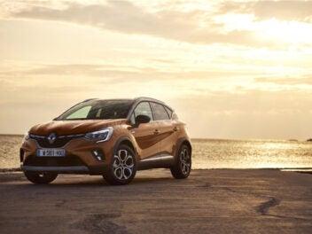 2. Generation des Renault Captur