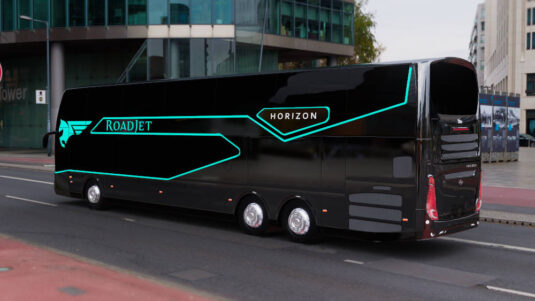 RoadJet Fernbus Horizon