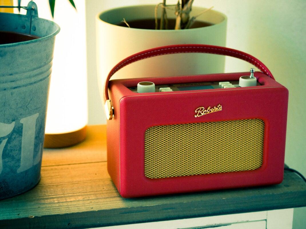 Das Internet-Radio macht vor allem optisch einen tollen Eindruck.