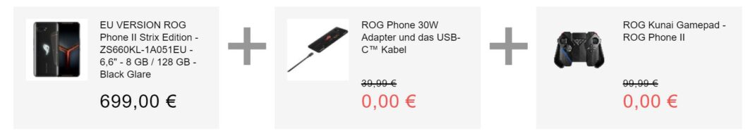 Asus ROG Phone 2 Angebot