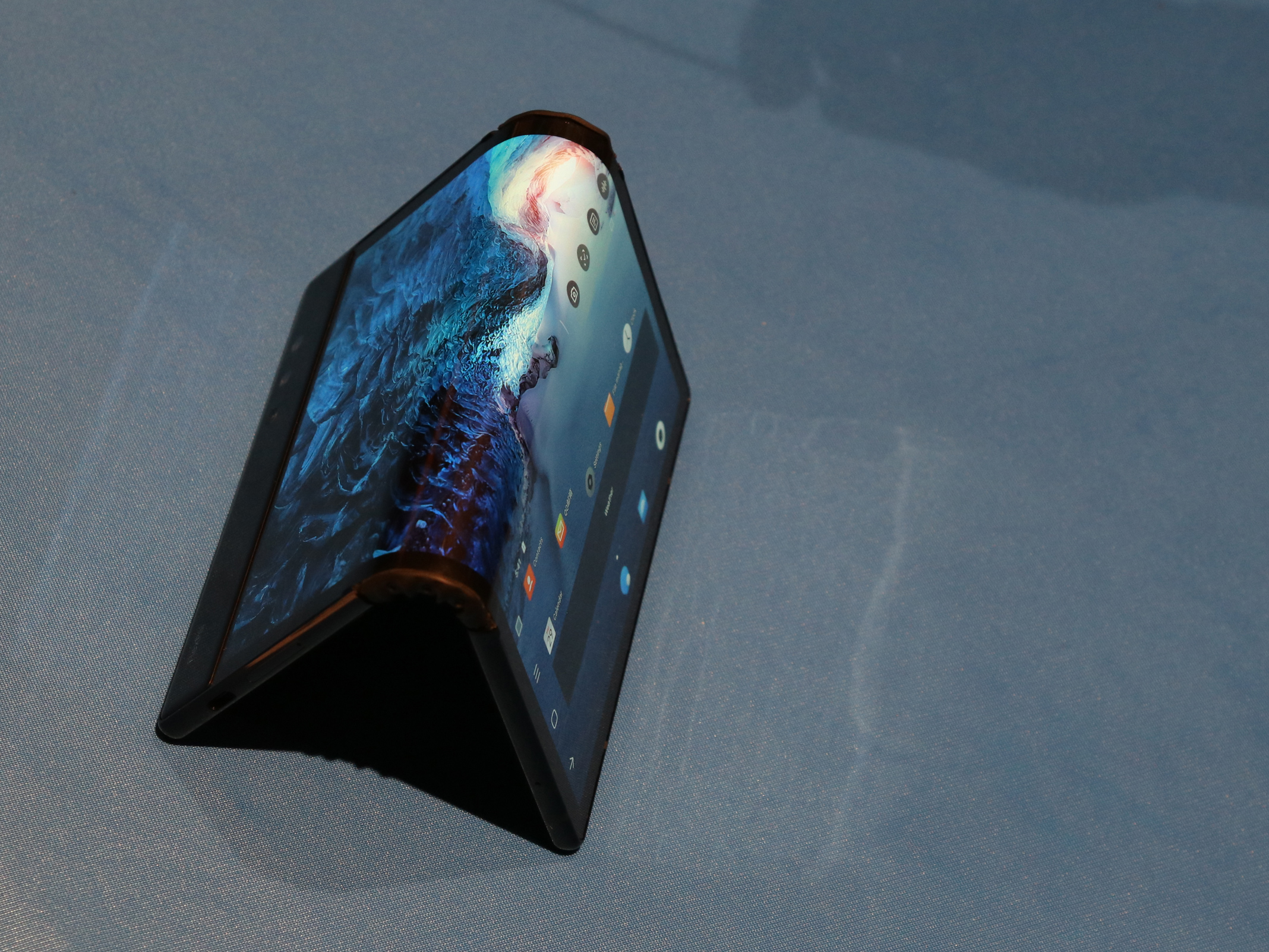 Royole Flex Pai - das angeblich erste faltbare Smartphone der Welt