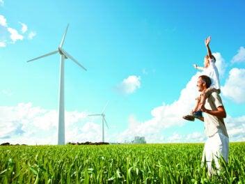 RWE Onshore Windkraftanlage