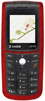 Sagem my212X Datenblatt - Foto des Sagem my212X