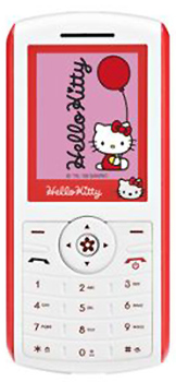 Sagem my235X Hello Kitty Datenblatt - Foto des Sagem my235X Hello Kitty