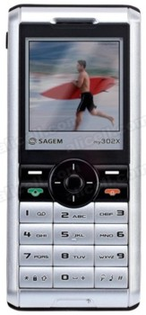 Sagem my302X Datenblatt - Foto des Sagem my302X