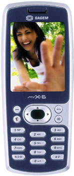 Sagem myX-6