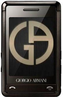 Samsung Armani-Phone