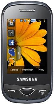 Samsung B3410 Datenblatt - Foto des Samsung B3410