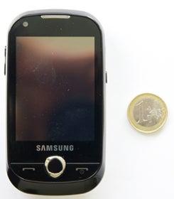 Samsung B5310 Corby Pro