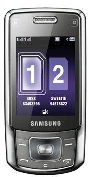 Samsung B5702 DuoS Datenblatt - Foto des Samsung B5702 DuoS