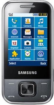 Samsung C3750 Datenblatt - Foto des Samsung C3750