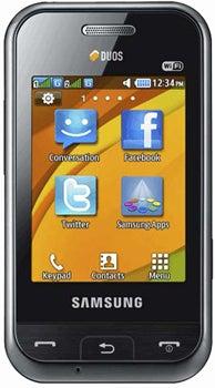 Samsung Champ Duos E2652W Datenblatt - Foto des Samsung Champ Duos E2652W