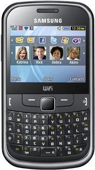 Samsung Ch@t 335 Datenblatt - Foto des Samsung Ch@t 335