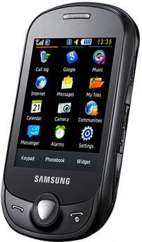 Samsung Corby Pop Datenblatt - Foto des Samsung Corby Pop