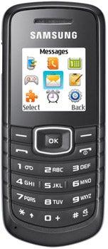 Samsung E1080i Datenblatt - Foto des Samsung E1080i