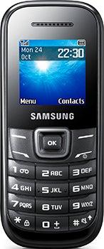 Samsung E1200 Datenblatt - Foto des Samsung E1200