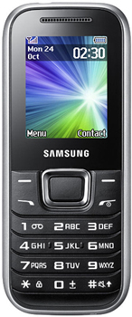 Samsung E1230 Datenblatt - Foto des Samsung E1230