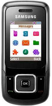 Samsung E1360 Datenblatt - Foto des Samsung E1360