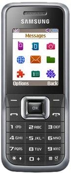 Samsung E2100 Datenblatt - Foto des Samsung E2100