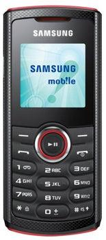 Samsung E2120 Datenblatt - Foto des Samsung E2120
