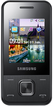 Samsung E2330 Datenblatt - Foto des Samsung E2330