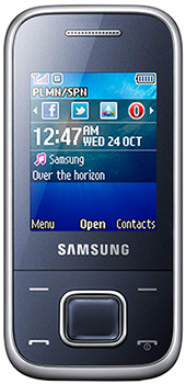 Samsung E2350 Datenblatt - Foto des Samsung E2350