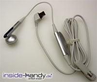 Samsung e620 - Headset