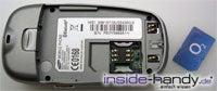 Samsung e620 - ohne Akku