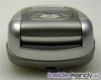 Samsung e620 - von oben