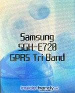 Samsung e720 - Bezeichnung