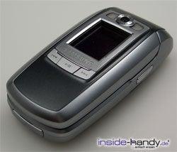 Samsung e720 - schräg liegend