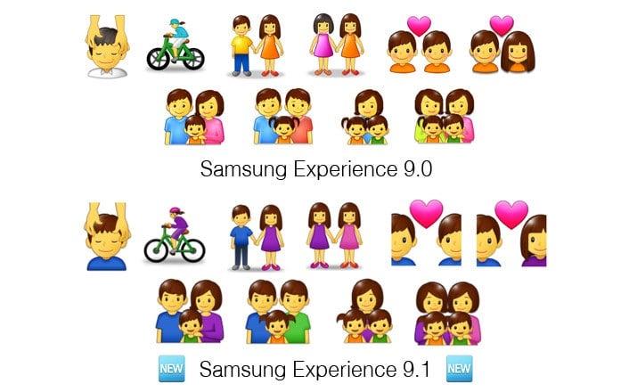 Samsung Experience 9.1