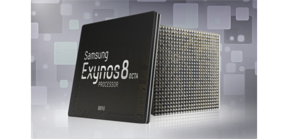 Samsung Exynos 8890 groß