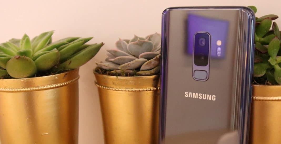 Samsung Galalxy S9+