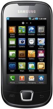 Samsung Galaxy 3 Datenblatt - Foto des Samsung Galaxy 3