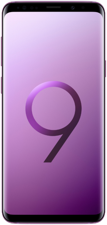 Samsung Galaxy S9 Plus Violett