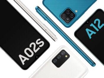 Samsung Galaxy A12 und Galaxy A02s