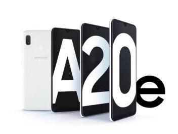 Samsung Galaxy A20e bei Lidl