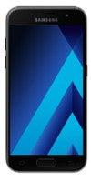 Samsung Galaxy A3 (2017) Tabelle