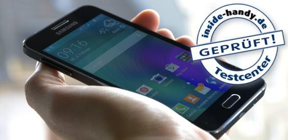 Samsung Galaxy A3 im Test