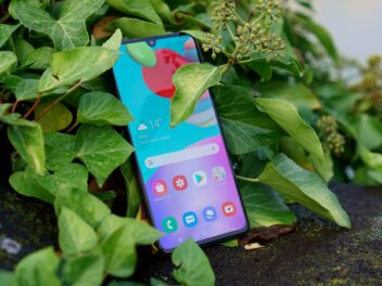 Test des Samsung Galaxy A41