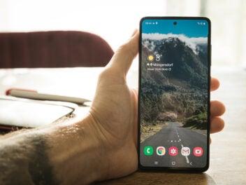 Samsung Galaxy A51 - das beliebteste Smartphone 2020