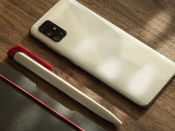 Samsung Galaxy A51 Rückseite