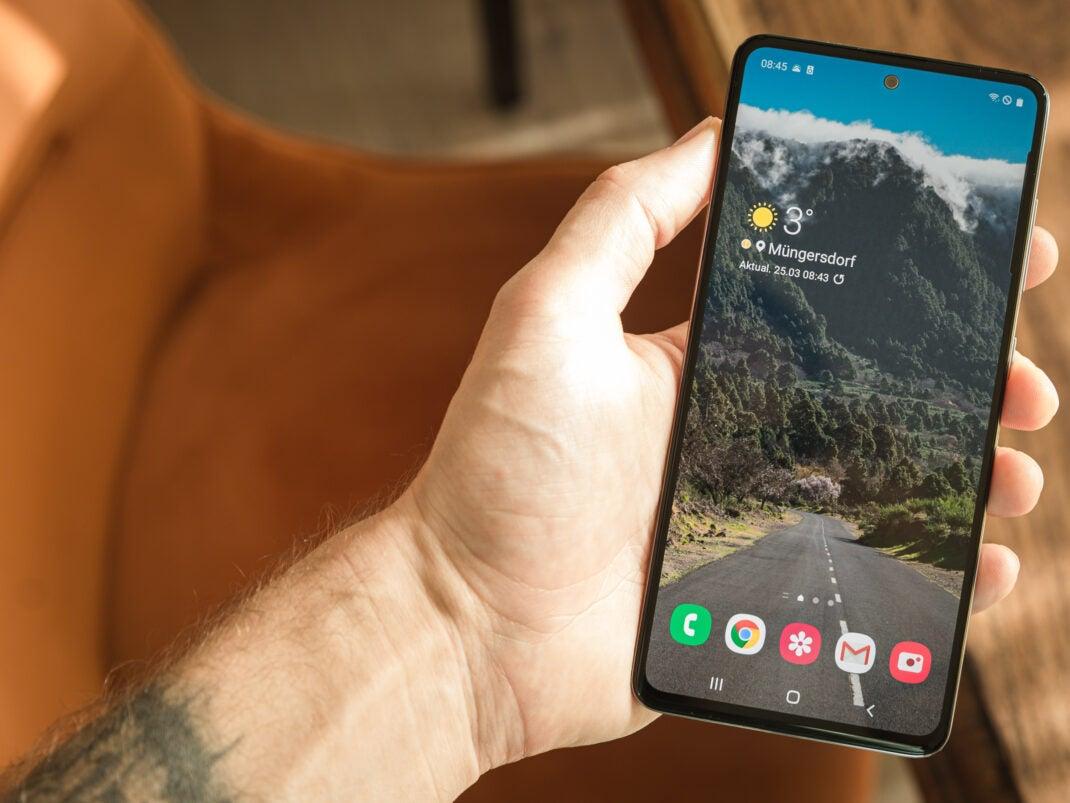 Günstig und gut: Das Samsung Galaxy A51