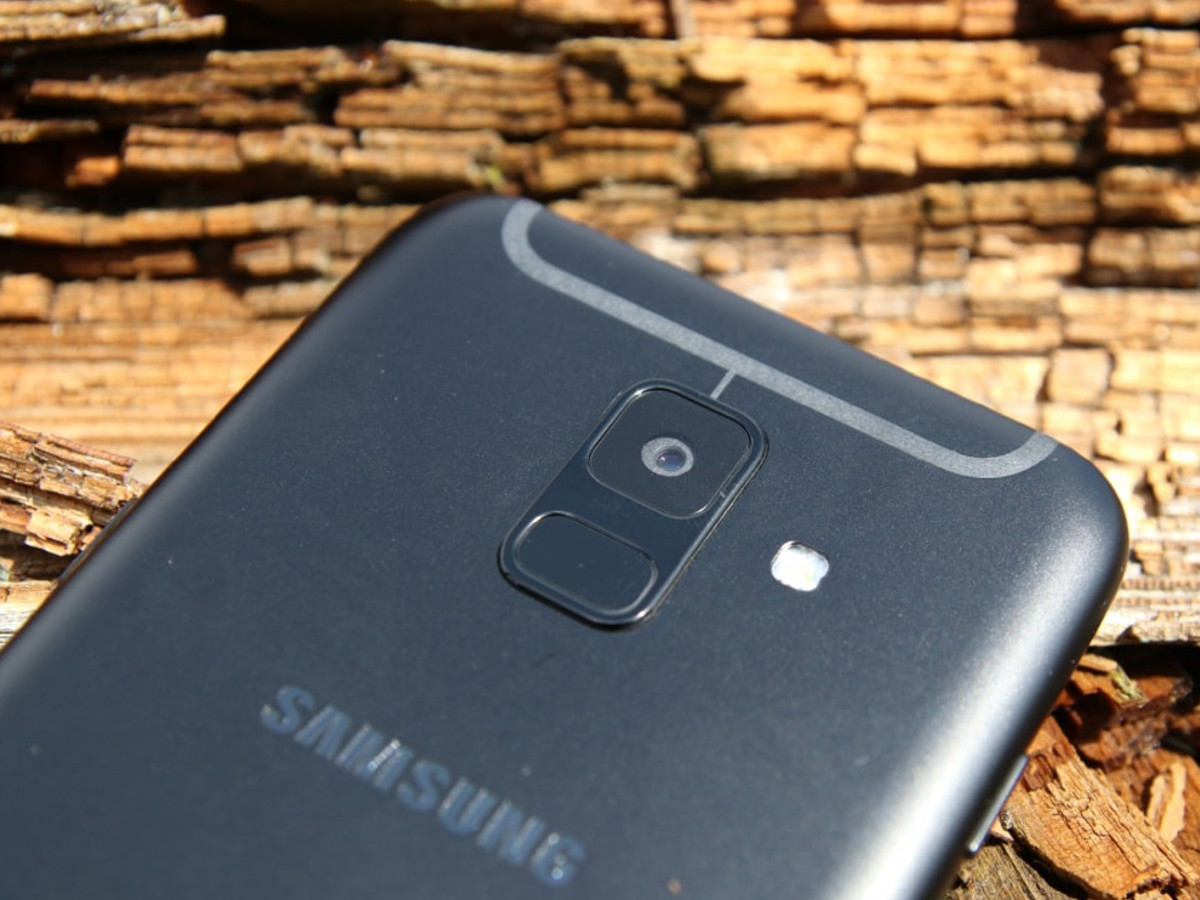 Samsung Galaxy A6 (2018) Kamera