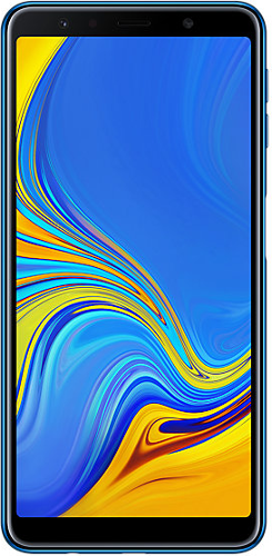 Samsung Galaxy A7 (2018) klein