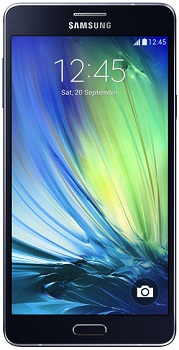 Samsung Galaxy A7 Datenblatt - Foto des Samsung Galaxy A7