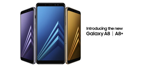 Samsung Galaxy A8 (2018) und Samsung Galaxy A8+ (2018)