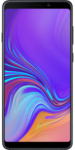 Samsung Galaxy A9 2018 Schwarz Front